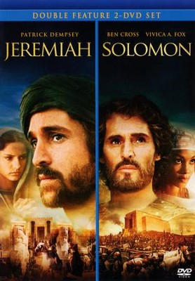 Jeremiah and Solomon Double Feature, 2-DVD Set   -