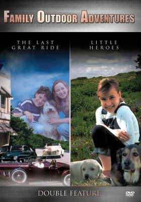 The Last Great Ride/Little Heroes, Double Feature DVD   -