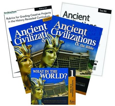 History Revealed: Ancient Civilizations & the Bible  Essentials Pack  -     By: Diana Waring