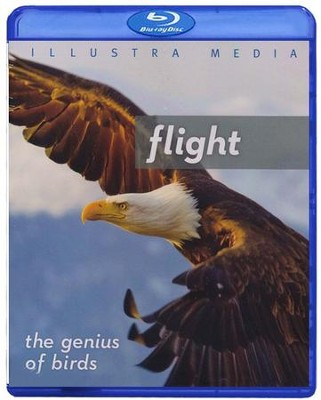 Flight: The Genius of Birds, Blu-ray   -