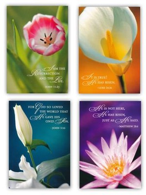 Spring Flowers, Easter Cards  -