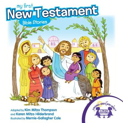 My First New Testament Bible Stories - PDF Download  [Download] -