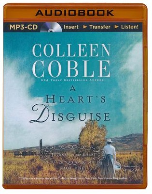 A Heart's Disguise - unabridged audiobook on MP3-CD  -     By: Colleen Coble