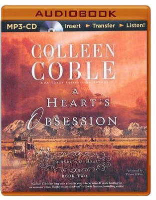 A Heart's Obsession - unabridged audiobook on MP3-CD