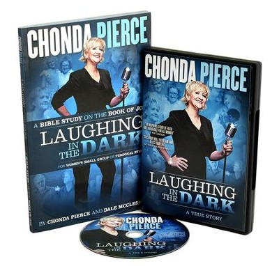 Laughing in the Dark, DVD + Study Guide   -     By: Chonda Pierce