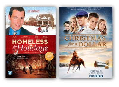 Christmas For A Dollar + Homeless for the Holidays Combo Pack  -