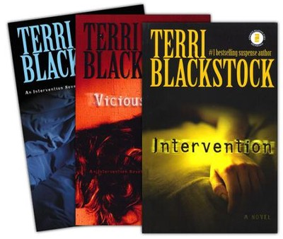 Intervention Series, Volumes 1-3  -     By: Terri Blackstock