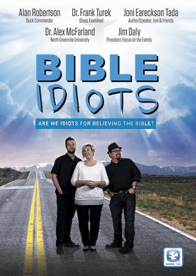 Bible Idiots: Are We Idiots for Believing the Bible? DVD   -