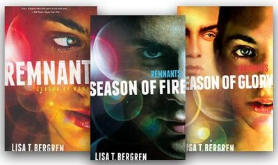 The Remnants Series, Volumes 1-3  -     By: Lisa Tawn Bergren