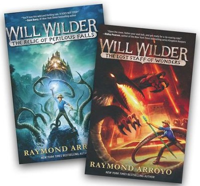 Will Wilder Series, Volumes 1 & 2  -