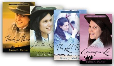 Circle C Milestones Series, Volumes 1-4  -     By: Susan K. Marlow