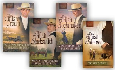 The Men of Lancaster County Series, Volumes 1-4  -