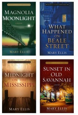 Secrets of the South Mysteries, Volumes 1-4  -     By: Mary Ellis