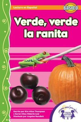 Verde, Verde La Ranita - PDF Download  [Download] -     By: Kim Mitzo Thompson, Karen Mitzo Hilderbrand