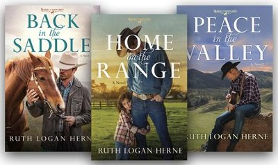 Double S Ranch Series, Volumes 1-3  -     By: Ruth Logan Herne