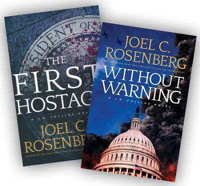 J.B. Collins Series, 2 Volume set   -     By: Joel C. Rosenberg