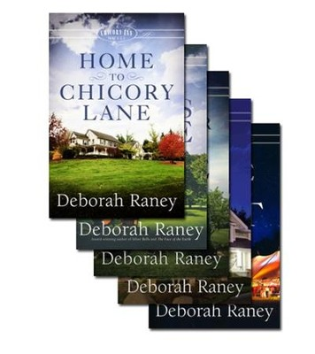 Chicory Inn Series, Volumes 1-5  -     By: Deborah Raney