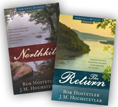 Northkill Amish Series, Volumes 1 & 2  -     By: Bob Hostetler, J.M. Hochstetler