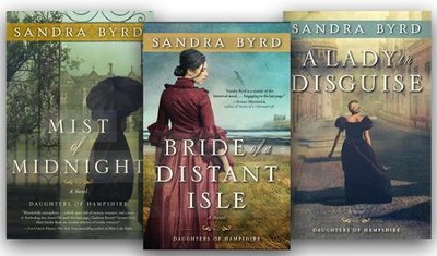 Daughters of Hampshire Series, Volumes 1-3  -     By: Sandra Byrd
