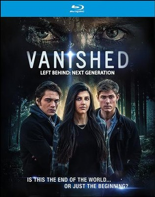 Vanished Left Behind: Next Generation, Blu-ray   -