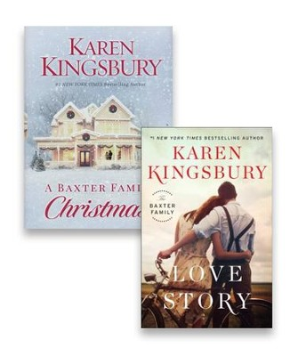 Baxter Family Series, 2 Vol   -     By: Karen Kingsbury
