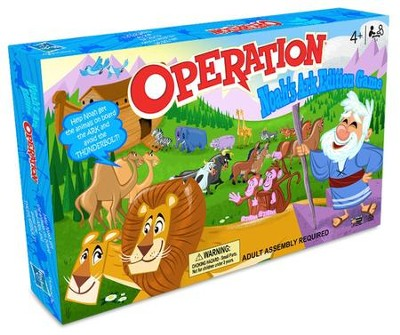 Operation: Noah's Ark Edition Game   -     By: Rob Anderson