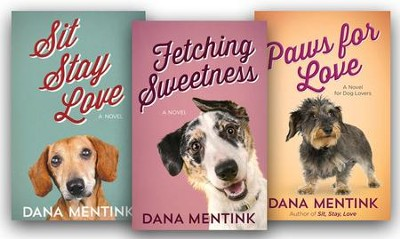 Love Unleashed Series, Volumes 1-3  -     By: Dana Mentink
