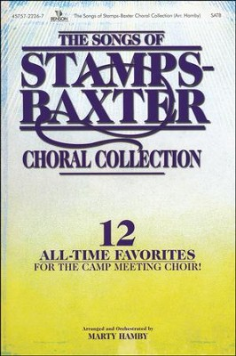 The Songs of Stamps-Baxter Choral Collection   -
