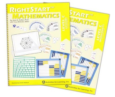Rightstart Mathematics Level C Book Bundle, 2nd Edition   -     By: Joan Cotter Ph.D.