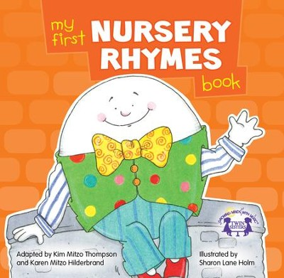 My First Nursery Rhymes Pdf