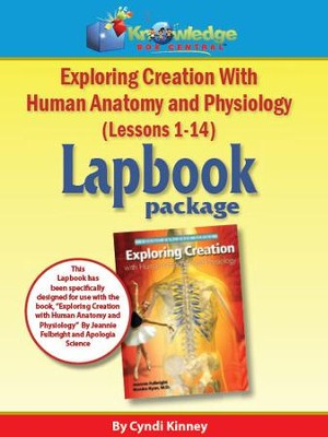Apologia Exploring Creation with Human Anatomy & Physiology Lapbook ...
