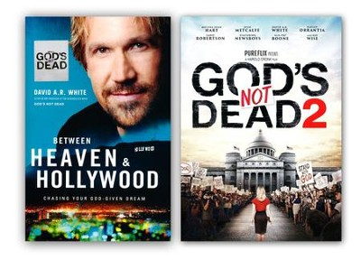God's Not Dead 2/Between Heaven & Hollywood Bundle   -     By: David A.R. White