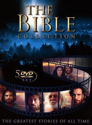 The Bible Collection (5 DVDs)   -
