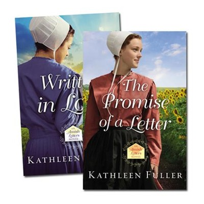 Amish Letters Series, Volumes 1 & 2  -     By: Kathleen Fuller