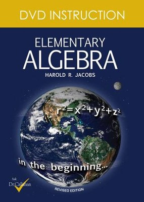 Elementary Algebra DVD Instruction   -     By: Cassidy Cash
