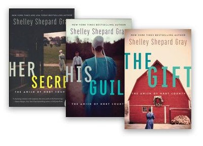 The Amish of Hart County Series, Volumes 1-3  -     By: Shelley Shepard Gray