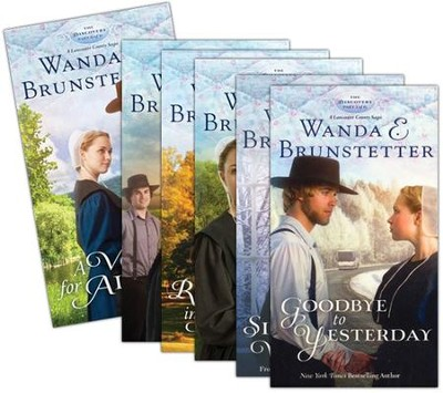 The Discovery Series, Volumes 1-6  -     By: Wanda E. Brunstetter