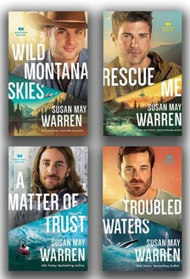 Montana Rescue Series, Volumes 1-4   -