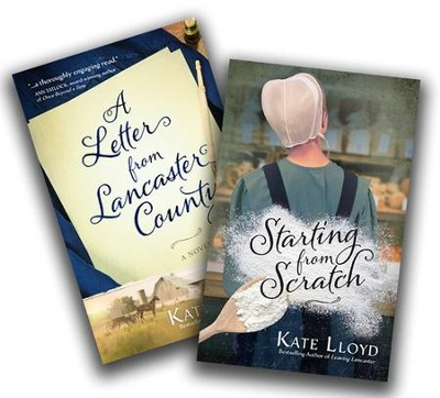 Lancaster Discoveries Series, Volumes 1 & 2  -     By: Kate Lloyd