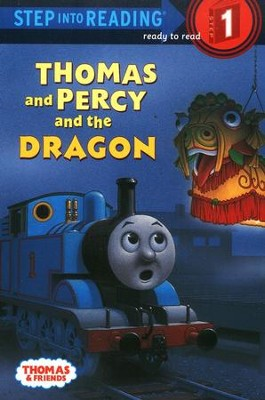 Thomas and Percy and the Dragon  -     By: Rev. W. Awdry     Illustrated By: Richard Courtney