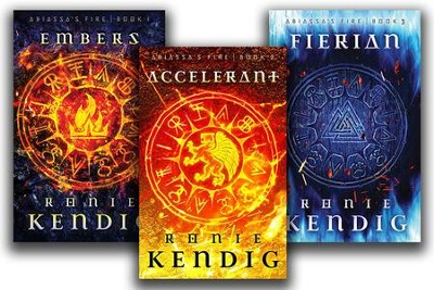 Abiassa's Fire Series, Volumes 1-3  -     By: Ronie Kendig