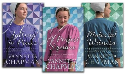 Shipshewana Amish Mystery Series, Volumes 1-3  -