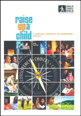 Raise Up A Child, DVD Set  -