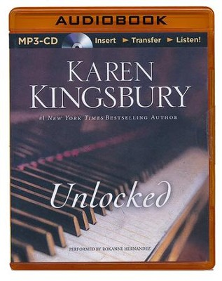 Unlocked: A Love Story - unabridged audiobook on MP3-CD  -     By: Karen Kingsbury