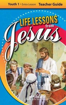 Joyful Life Youth 1 (Grades 7-9) Summer 2014 (14th  Sunday) Extra Lesson Teacher Guide  -