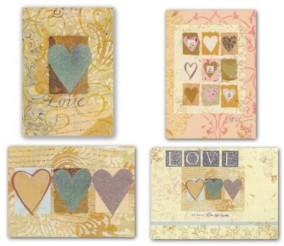 Paper Hearts (Wedding; NIV)   -