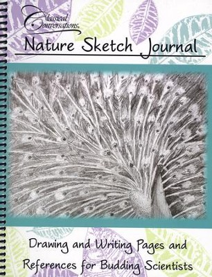 Classical Conversations Nature Sketch Journal   -
