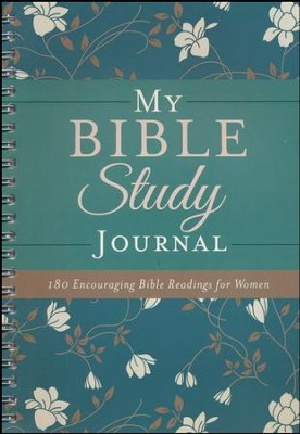 My Bible Study Journal: 180 Encouraging Bible Readings for Women  -     By: Donna Maltese
