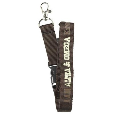 Names of Jesus Lanyard  -