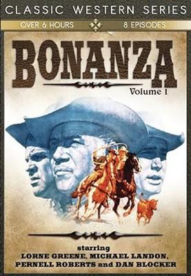 Bonanza Volume 1, DVD   -